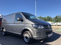 USED 2018 18 VOLKSWAGEN TRANSPORTER 2.0 T28 TDI P/V STARTLINE BMT 1d 101 BHP All Vehicles with minimum 6 months Warranty, Van Ninja Health Check and cannot be beaten on price!