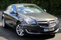 USED 2015 15 VAUXHALL INSIGNIA 1.8 SRI 5d 138 BHP LOW MILEAGE
