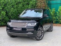 USED 2013 13 LAND ROVER RANGE ROVER 5.0 V8 AUTOBIOGRAPHY 5d 510 BHP