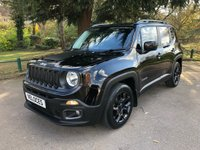 USED 2016 66 JEEP RENEGADE 1.6 LONGITUDE 5d 108 BHP CHECK OUT OUR LOW RATE FINANCE
