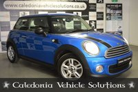 USED 2011 61 MINI HATCH ONE 1.6 ONE D PIMLICO 3d 89 BHP 2 FORMER KEEPERS with SERVICE HISTORY & 12 MONTHS MOT