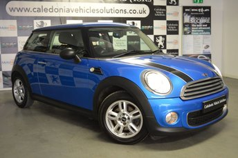 2011 MINI HATCH ONE 1.6 ONE D PIMLICO 3d 89 BHP £5488.00