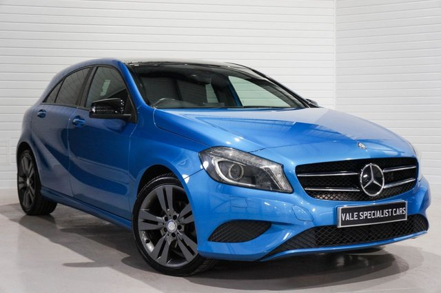 2013 13 MERCEDES-BENZ A CLASS 1.8 A200 CDI BLUEEFFICIENCY SPORT 5d AUTO (SAT NAV)
