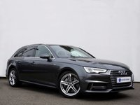 USED 2016 16 AUDI A4 3.0 AVANT TDI QUATTRO S LINE 5d AUTO 268 BHP Beautiful Example with Full Audi History & 1 Owner From New... High Specification...