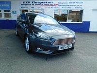 2015 FORD FOCUS 1.0 TITANIUM 5d 124 BHP £SOLD