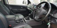 USED 2015 15 VOLKSWAGEN AMAROK 2.0 DC TDI HIGHLINE 4MOTION 1d AUTO 180 BHP VRT PRICE FOR REPUBLIC OF IRELAND €4,145