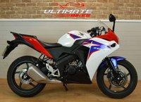 2011 HONDA CBR 125 R W-B 125CC SPORT STYLE LEARNER LEGAL  £1995.00