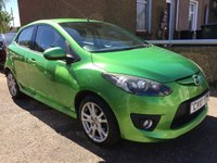 USED 2010 10 MAZDA 2 1.5 SPORT 5d 102 BHP TWO OWNERS + LAST SERVICED @ 78K