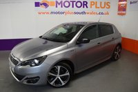 USED 2015 15 PEUGEOT 308 2.0 BLUE HDI S/S GT LINE 5d 150 BHP
