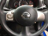 USED 2011 11 NISSAN MICRA 1.2 VISIA 5d AUTO 79 BHP LOW MILEAGE + AUTOMATIC