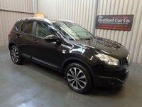 2013 NISSAN QASHQAI 1.6 N-TEC PLUS 5d AUTO 117 BHP £8995.00