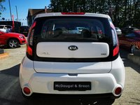 USED 2015 65 KIA SOUL 1.6 CRDI CONNECT 5d 134 BHP *FULL SERVICE HISTORY*