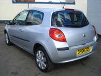USED 2008 08 RENAULT CLIO 1.1 DYNAMIQUE S 16V TURBO 3d 100 BHP