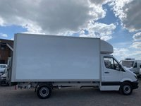 USED 2014 64 MERCEDES-BENZ SPRINTER 2.1 313 BLUETEC EURO 6 LUTON BOX BLUEEFFICIENCY ADBLUE EURO 6, FACELIFT, LUTON, FULL DEALER HISTORY, TAIL LIFT