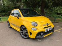 USED 2016 66 ABARTH 595C 1.4 595C TURISMO 3d 162 BHP JUST SERVICED