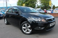 USED 2009 59 FORD FOCUS 1.6 ZETEC 5d 100 BHP EXCELLENT SERVICE HISTORY - 6 STAMPS - ALLOY WHEELS - REAR PARKING SENSORS
