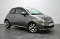 USED 2015 15 FIAT 500 1.2 S 3d 69 BHP 1 OWNER + BLUETOOTH TELEPHONE