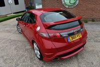 USED 2011 60 HONDA CIVIC 2.0 I-VTEC TYPE-R GT 3d 198 BHP WE OFFER FINANCE ON THIS CAR