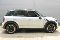 USED 2012 12 MINI COUNTRYMAN 1.6 COOPER S ALL4 5d AUTO 184 BHP AUTOMATIC LOW MILES MANY EXTRAS, NAV ETC, FINANCE ME TODAY-UK DELIVERY POSSIBLE
