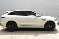 USED 2017 17 JAGUAR F-PACE 3.0 V6 S AWD 5d AUTO 375 BHP 1 OWNER AUTOMATIC LOW MILEAGE, MANY EXTRAS.FINANCE ME TODAY-UK DELIVERY POSSIBLE