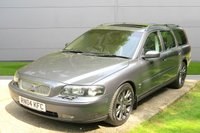 USED 2004 04 VOLVO V70 2.4 D5 SE 5d AUTO 163 BHP DEALER PX TO CLEAR LONG MOT**- GOOD EXAMPLE. A/C, AUTO ETC.DELIVERY POSS
