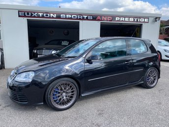 2007 VOLKSWAGEN GOLF 3.2 V6 R32 4MOTION 3dr £6995.00