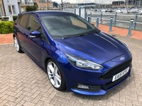 USED 2015 15 FORD FOCUS 2.0 ST-2 TDCI 5d 183 BHP GREAT SPEC! FULL SERVICE HISTORY!