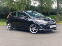 USED 2010 60 FORD FIESTA 1.6 ZETEC S 3d 118 BHP Low mileage Zetec S in stunning condition with full Service History. Will come with 3 months warranty full Service and 12 months MOT 12 months roadside assistance