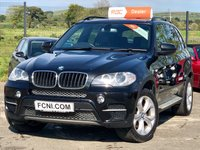 USED 2012 BMW X5 3.0 XDRIVE30D SE 5d AUTO 241 BHP  // Full Heated Leather Interior // Sat Nav // Colour Display