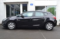 USED 2010 10 VAUXHALL ASTRA 1.6 EXCLUSIV 5d 113 BHP GREAT VALUE VAUXHALL ASTRA 1.6 PETROL