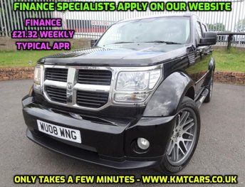 View our DODGE NITRO