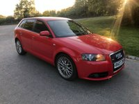 2007 AUDI A3 2.0 T FSI QUATTRO S LINE 5d,BOSE,LEATHER,ZENONS,CAMBELT £3995.00