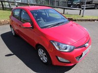USED 2014 14 HYUNDAI I20 1.2 ACTIVE 5d 84 BHP 3 Months National Warranty - Service Hist - MOT 26th March 2020