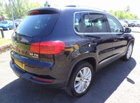 USED 2016 16 VOLKSWAGEN TIGUAN 2.0 MATCH EDITION TDI BMT 4MOTION 5d 148 BHP 3 Months National Warranty - 1 Owner with Service History