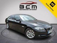2013 BMW 5 SERIES 2.0 520D SE 4d AUTO 181 BHP £9985.00