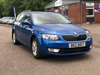 USED 2016 SKODA OCTAVIA 2.0 SE L TDI DSG 5d AUTO 148 BHP NAVIGATION SYSTEM *  1 OWNER FROM NEW *  PARKING AID *  CLIMATE CONTROL *