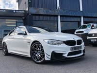 USED 2014 64 BMW M4 3.0 M4 2d AUTO 426 BHP