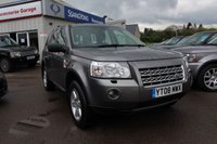 USED 2008 08 LAND ROVER FREELANDER 2.2 TD4 GS 5d AUTO 159 BHP