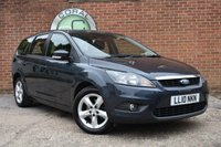 USED 2010 10 FORD FOCUS 1.6 ZETEC 5d AUTO 99 BHP WE OFFER FINANCE ON THIS CAR