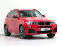 2016 BMW X3 2.0 xDrive20D M Sport PLUS Auto 188 BHP [£9,840 OPTIONS] £22396.00