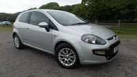 2011 FIAT PUNTO EVO 1.2 MYLIFE 3d 68 BHP £3250.00