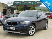 USED 2014 14 BMW X1 2.0 XDRIVE18D SE 5d 141 BHP Rare 4 Wheel Drive Model