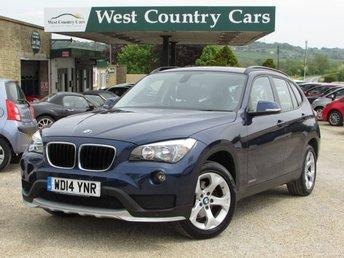 2014 BMW X1 2.0 XDRIVE18D SE 5d 141 BHP