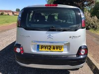 USED 2012 12 CITROEN C3 PICASSO 1.6 HDi 8v VTR+ 5dr £30 Tax ! F / S / H ! 2 Keys !