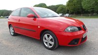 2008 SEAT IBIZA 1.2 REFERENCE SPORT 12V 3d 69 BHP £1350.00