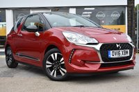 USED 2016 16 DS DS 3 1.2 PURETECH CHIC 3d 80 BHP NO DEPOSIT FINANCE AVAILABLE