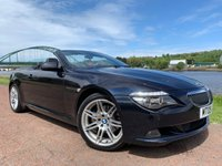 2009 BMW 6 SERIES 3.0 635D EDITION SPORT 2d AUTO 282 BHP £12990.00
