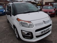 USED 2016 16 CITROEN C3 PICASSO 1.6 BLUEHDI EDITION PICASSO 5d 98 BHP