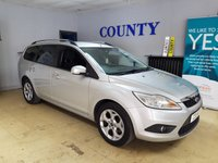 USED 2008 08 FORD FOCUS 1.6 STYLE TDCI 5d 90 BHP * SUPERB WORKHORSE * MOT MAY 2020 *