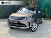 USED 2016 66 LAND ROVER DISCOVERY 5 2.0 SD4 HSE LUXURY 5d AUTO 237 BHP